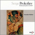 スヴャトスラフ・リヒテル プロコフィエフ ピアノソナタ