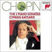 ショパン「ピアノソナタ 第3番」 by C.カツァリス