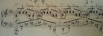 ショパン「新エチュード」楽譜