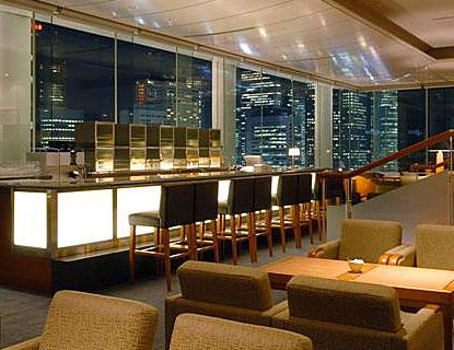 新宿のホテル