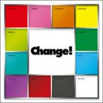 『チェンジ!』、カラフルな懐かしポップスのCD
