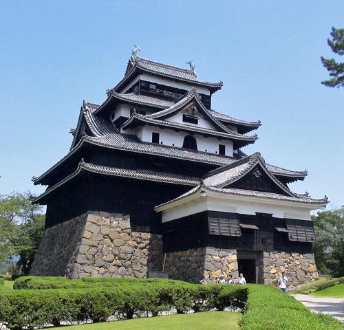 10年ぶりに松江城天守閣に上った