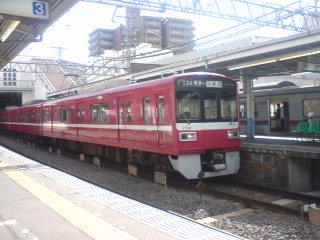 朝からバタバタ@京成高砂駅