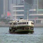 香港・スターフェリーで舟歌を