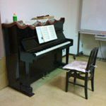 練習日誌- 公民館のアップライトピアノで「闇練」