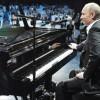 プーチン首相、ピアノを弾くんだ