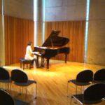 ピアノの先生3人との「真冬の音楽会」終了