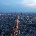 切なくて、愛おしい東京の夜景