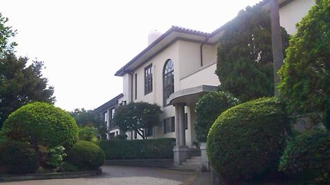 横浜・イギリス館