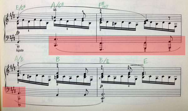 ショパン練習曲 変ホ短調 op.10-6