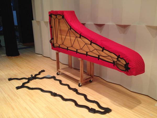 モダンピアノ愛好家によるバロック音楽コンサート