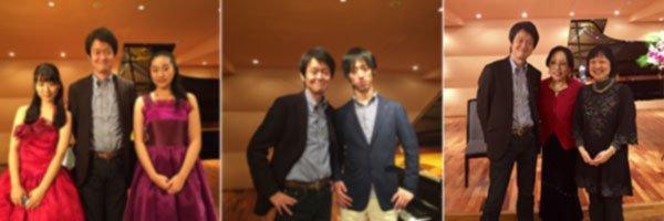 金子勝子ピアノ教室発表会2014