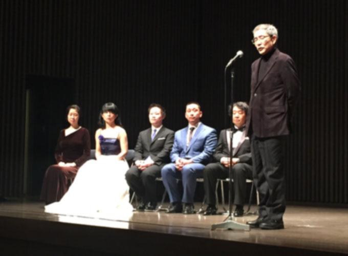 国際アマチュアピアノコンクール2014受賞者演奏会