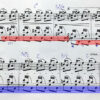 練習日誌- 練習曲 Op.25-3、左手小指が跳躍できるように