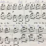 練習日誌- ショパン「練習曲 Op.25-3」の難題はピアニシモ