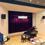ピティナステップに参加、思い出の東邦音楽大学へ