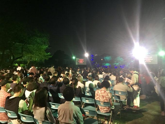 柴咲コウ 「柴咲 寺院」~池上本門寺 月夜の宴~