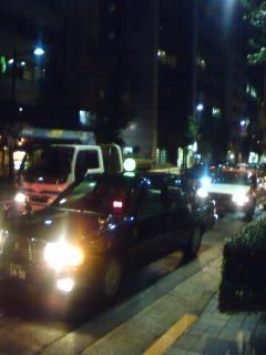 八丁堀の夜