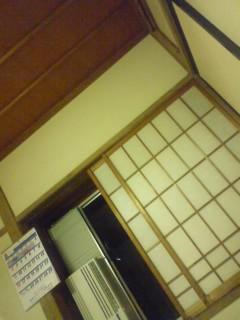 実家の寝室