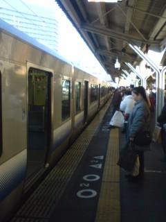 京橋駅乗り換え