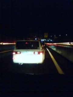 東名高速も渋滞
