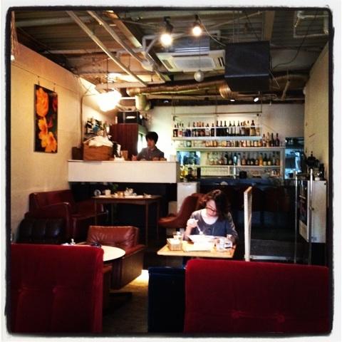 音のいいカフェ
