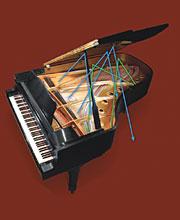 ピアノ用マイクロフォン