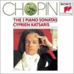 ショパン:ピアノ・ソナタ全3曲
