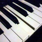 田舎のピアノ