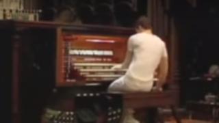 オルガンで弾く「革命のエチュード」