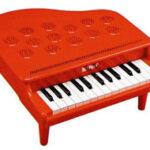 辻井伸行さん遊んだミニピアノ