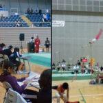 子どもの体操大会