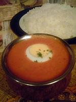 インド料理の打ち上げ会