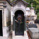 プーランクの墓