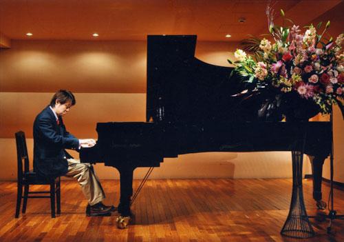 金子勝子ピアノ教室発表会