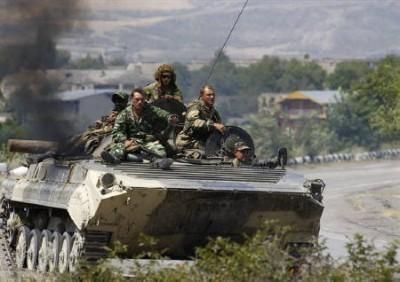 ロシアの戦車