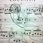 トッカータの楽譜