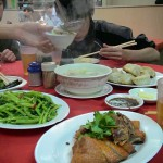 香港のレストラン