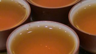 香港、工夫茶