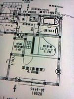 防音室の図面