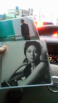 植村花菜CD