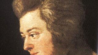 モーツァルト肖像画