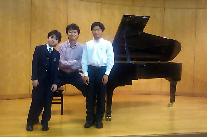 ピティナピアノステップ・昭和音楽大学