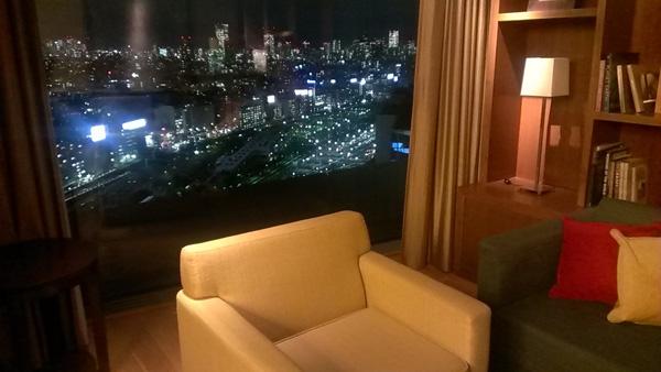 東京ラグジュアリーホテル