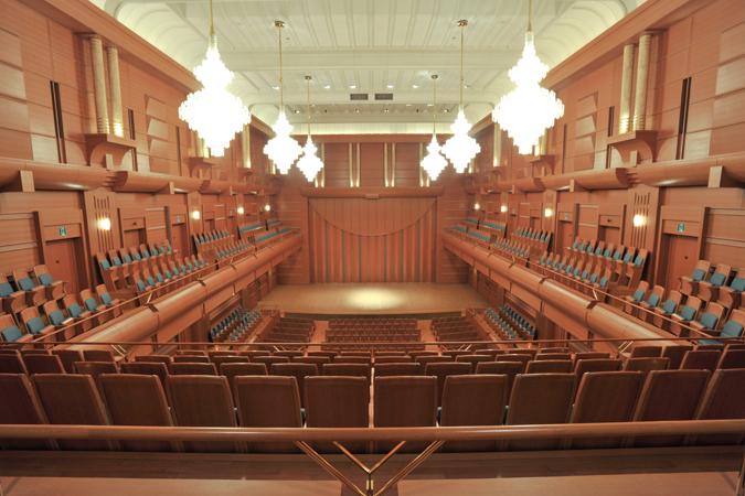 紀尾井ホール