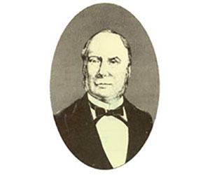 ハノン肖像画