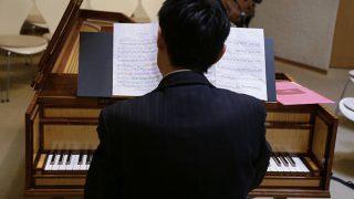 フォルテピアノ演奏@近江楽堂