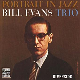 ビル・エヴァンス『ポートレイト・イン・ジャズ』