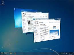 Windows Aeroのフリップ3D