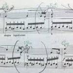 ショパン『エチュード 作品10-6』楽譜